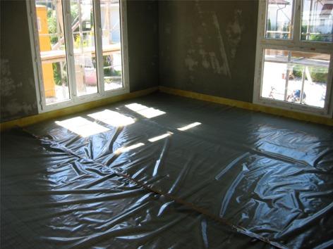 unser haus wird gebaut. Black Bedroom Furniture Sets. Home Design Ideas